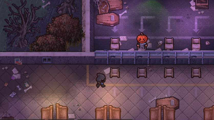 Screenshot 6 - The Escapists 2 - Wicked Ward
