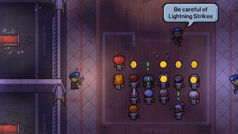 Screenshot 4 - The Escapists 2 - Wicked Ward