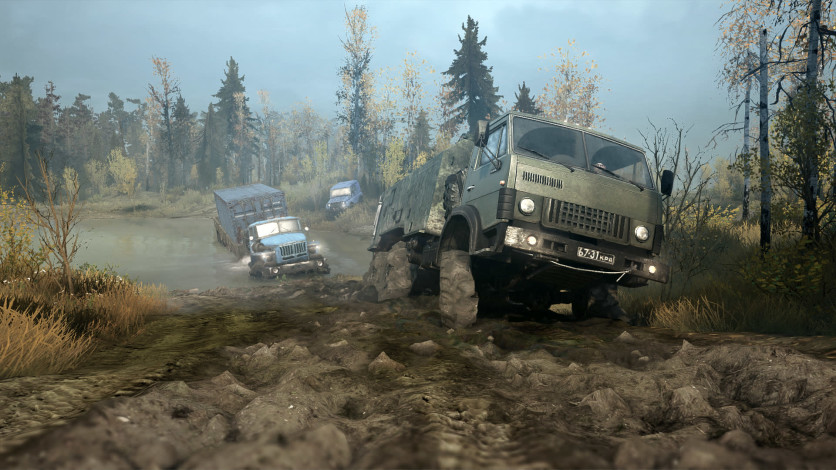 Screenshot 5 - Spintires: MudRunner