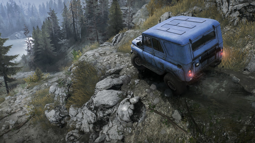 Screenshot 8 - Spintires: MudRunner
