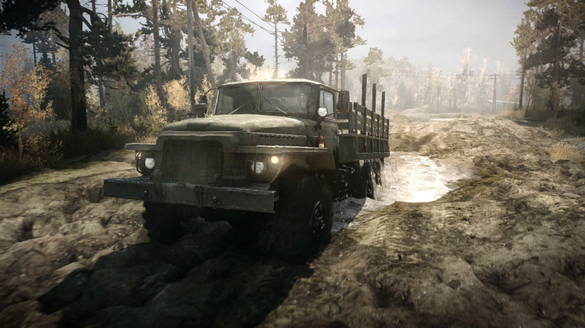 Screenshot 6 - Spintires: MudRunner