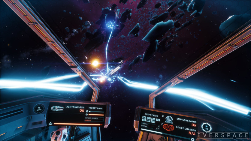Screenshot 4 - Everspace - Encounters