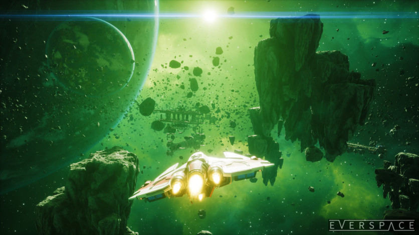 Screenshot 4 - EVERSPACE - Ultimate Edition
