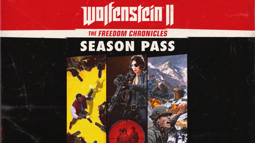 Screenshot 1 - Wolfenstein II: The Freedom Chronicles - Season Pass