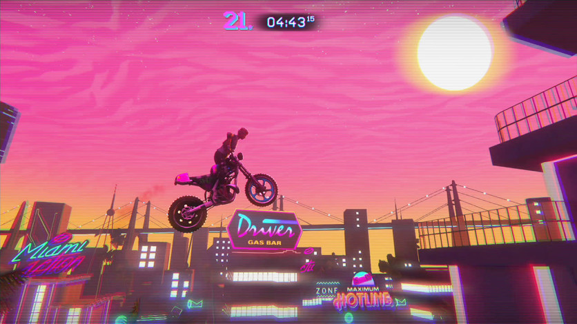 Screenshot 4 - Trials of the Blood Dragon