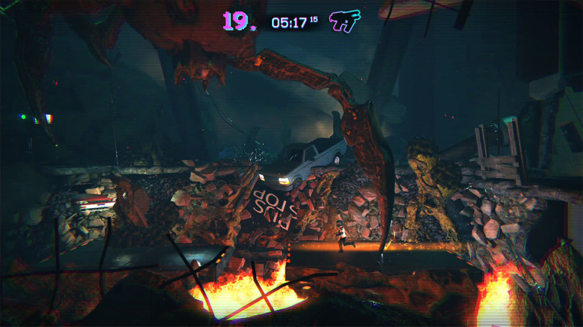 Screenshot 5 - Trials of the Blood Dragon