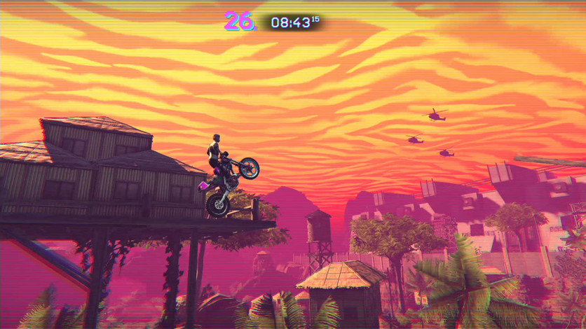 Screenshot 2 - Trials of the Blood Dragon