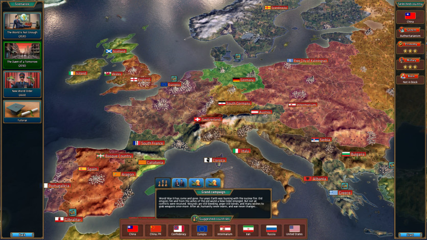 Screenshot 4 - Realpolitiks