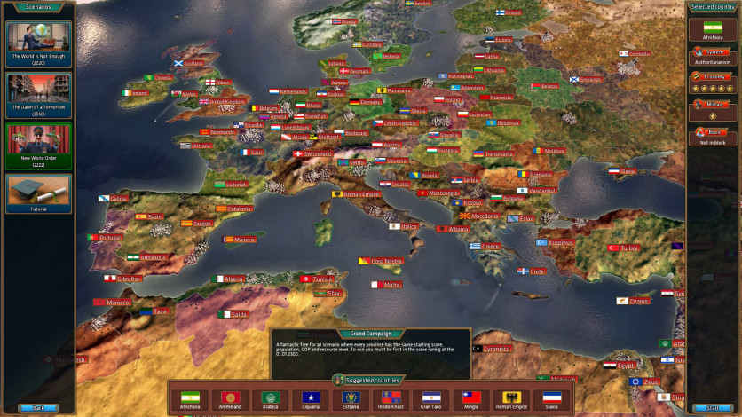 Screenshot 2 - Realpolitiks