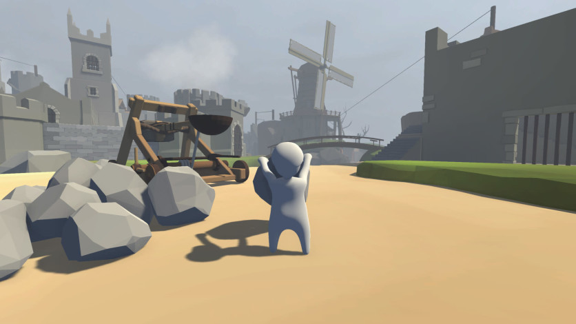 Screenshot 4 - Human: Fall Flat Four Keys