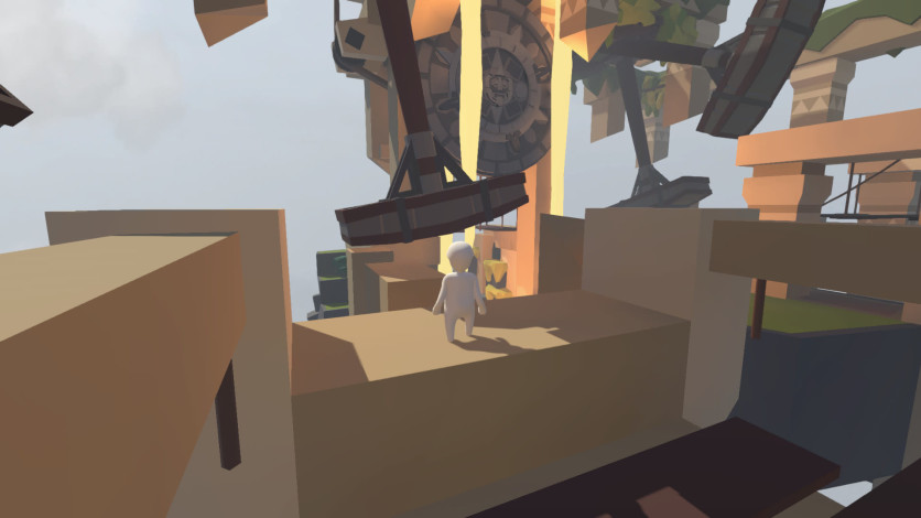 Screenshot 5 - Human: Fall Flat Four Keys