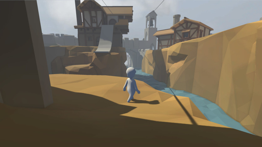 Screenshot 7 - Human: Fall Flat Four Keys