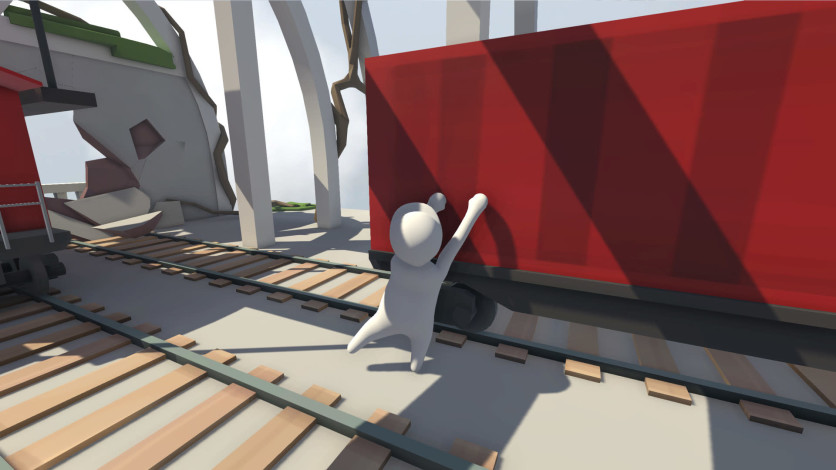 Screenshot 2 - Human: Fall Flat Four Keys