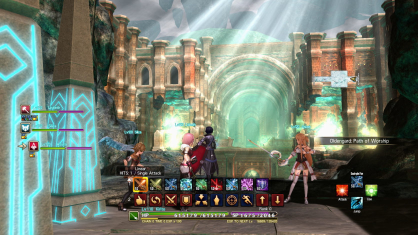 Screenshot 3 - Sword Art Online: Hollow Realization Deluxe Edition