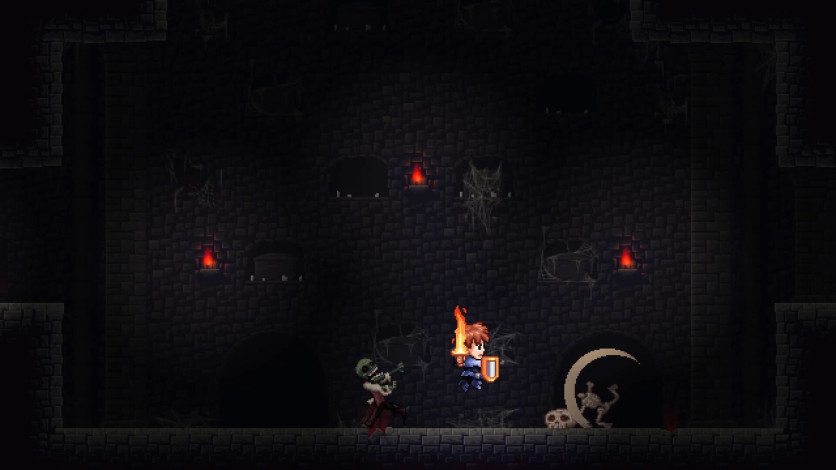 Screenshot 5 - Songs for a Hero - The Legend of the Dead
