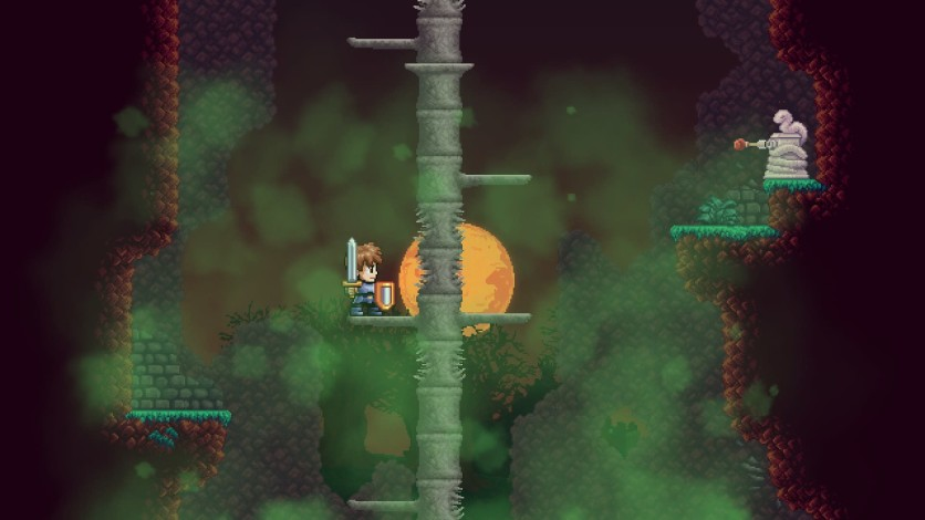 Screenshot 2 - Songs for a Hero - The Legend of the Dead