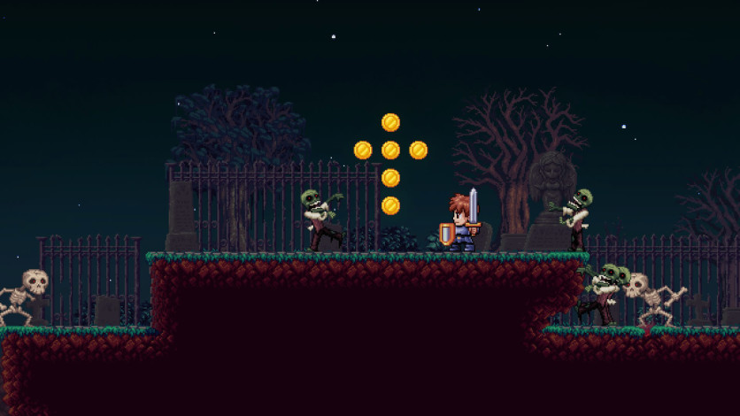 Screenshot 6 - Songs for a Hero - The Legend of the Dead