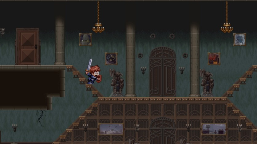 Screenshot 4 - Songs for a Hero - The Legend of the Dead