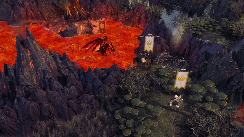 Screenshot 6 - Age of Wonders III
