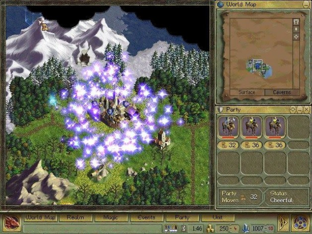 Screenshot 4 - Age of Wonders