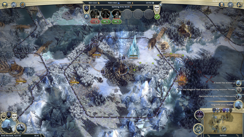 Screenshot 8 - Age of Wonders III - Eternal Lords Expansion