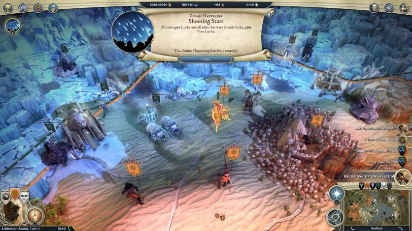 Screenshot 3 - Age of Wonders III - Eternal Lords Expansion
