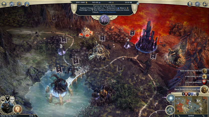 Screenshot 2 - Age of Wonders III - Eternal Lords Expansion