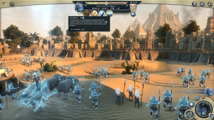 Screenshot 4 - Age of Wonders III - Eternal Lords Expansion