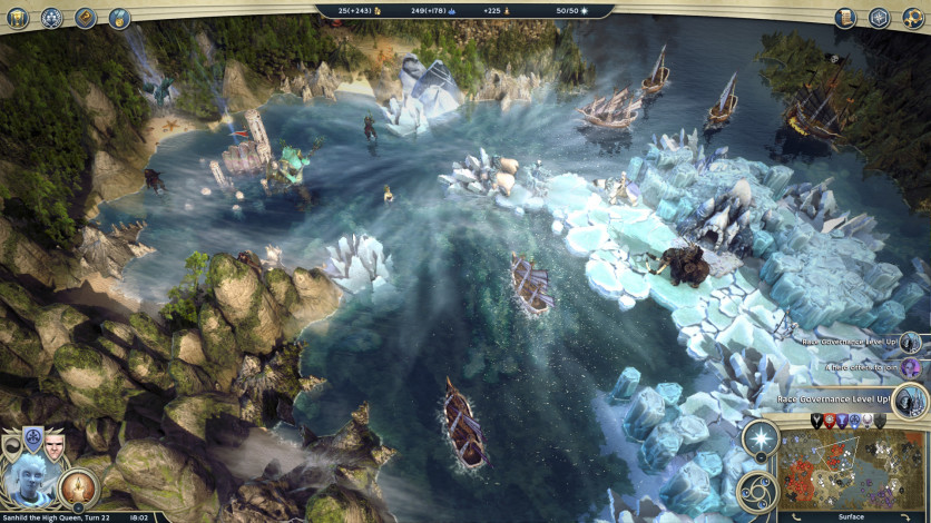 Screenshot 7 - Age of Wonders III - Eternal Lords Expansion
