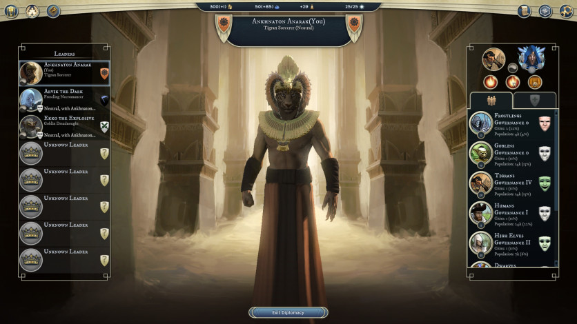 Screenshot 6 - Age of Wonders III - Eternal Lords Expansion