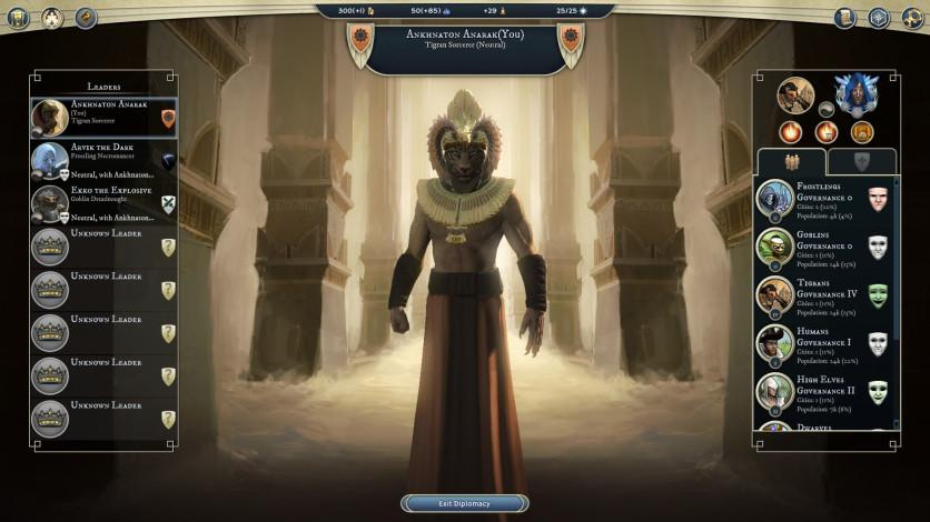 Screenshot 6 - Age of Wonders III - Eternal Lords Expansion