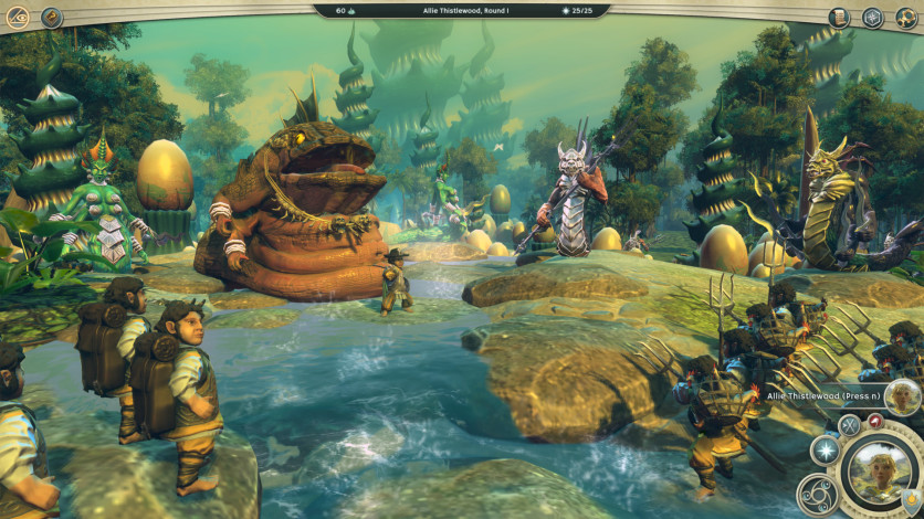 Screenshot 3 - Age of Wonders III - Golden Realms Expansion