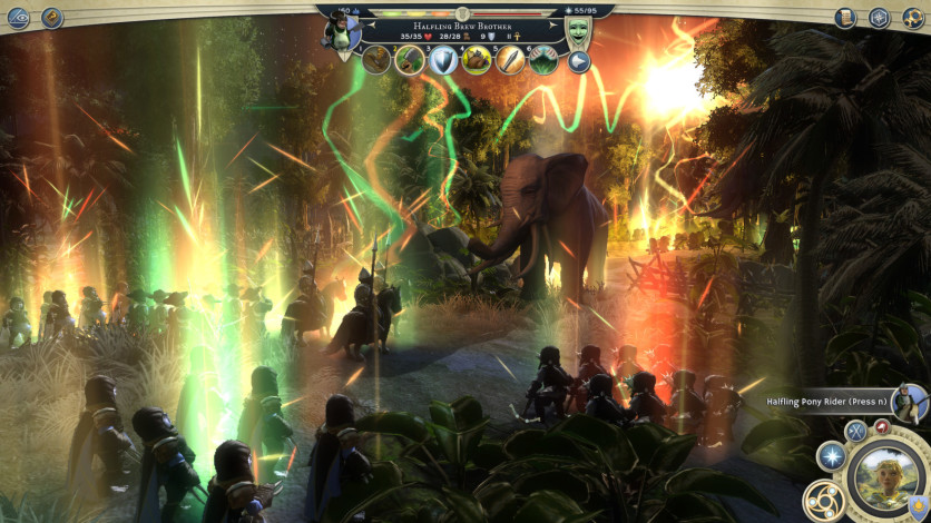 Screenshot 4 - Age of Wonders III - Golden Realms Expansion