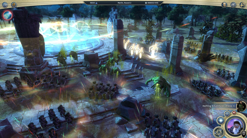 Screenshot 6 - Age of Wonders III - Golden Realms Expansion
