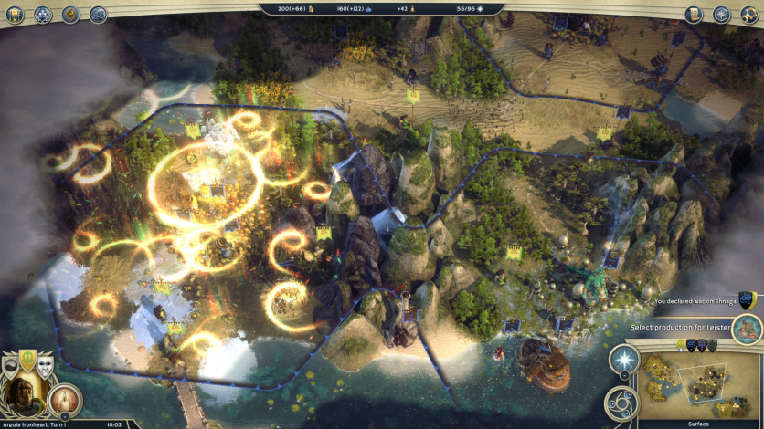 Screenshot 8 - Age of Wonders III - Golden Realms Expansion