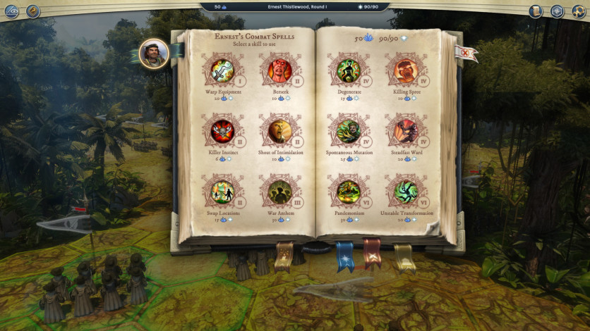 Screenshot 5 - Age of Wonders III - Golden Realms Expansion