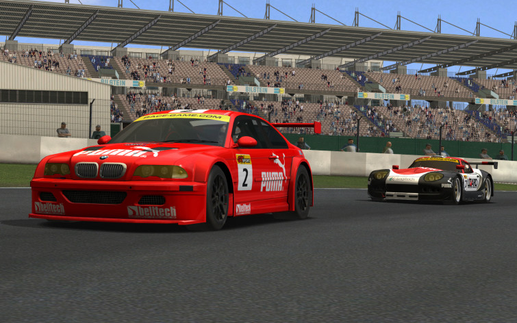 Screenshot 8 - GTR Evolution Expansion Pack for RACE 07