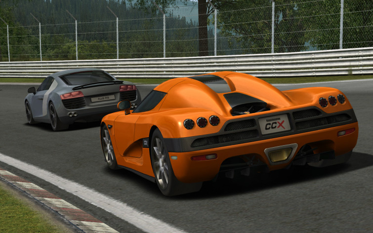 Screenshot 10 - GTR Evolution Expansion Pack for RACE 07
