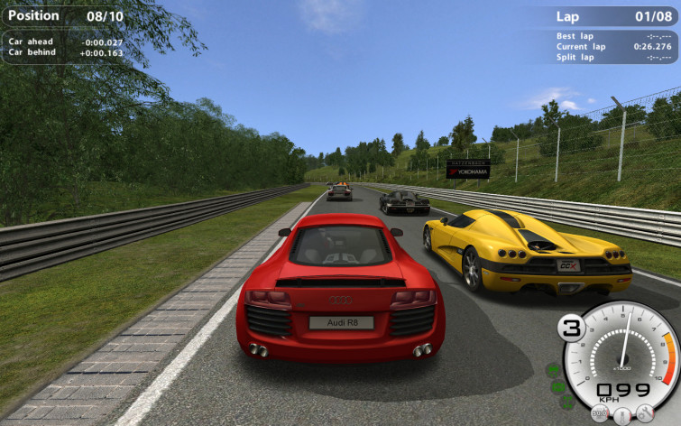 Screenshot 5 - GTR Evolution Expansion Pack for RACE 07