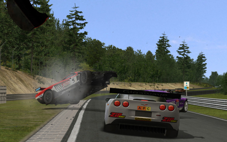 Screenshot 4 - GTR Evolution Expansion Pack for RACE 07