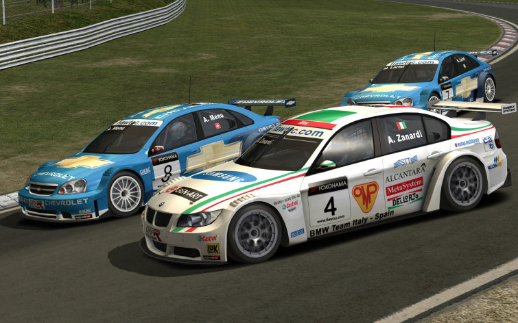 Screenshot 2 - GTR Evolution Expansion Pack for RACE 07