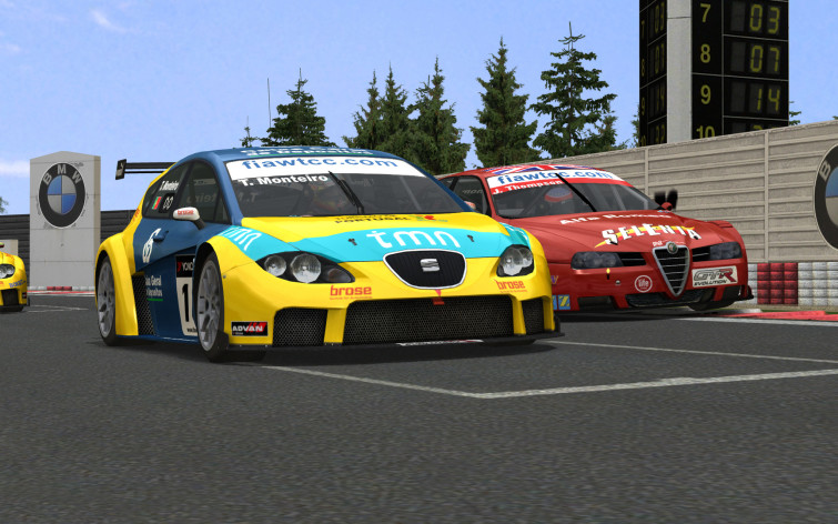 Screenshot 1 - GTR Evolution Expansion Pack for RACE 07