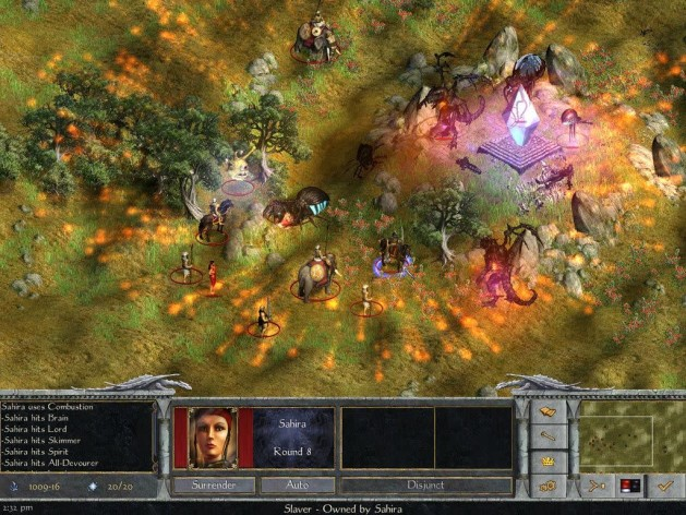 Screenshot 10 - Age of Wonders: Shadow Magic