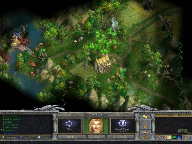 Screenshot 12 - Age of Wonders: Shadow Magic