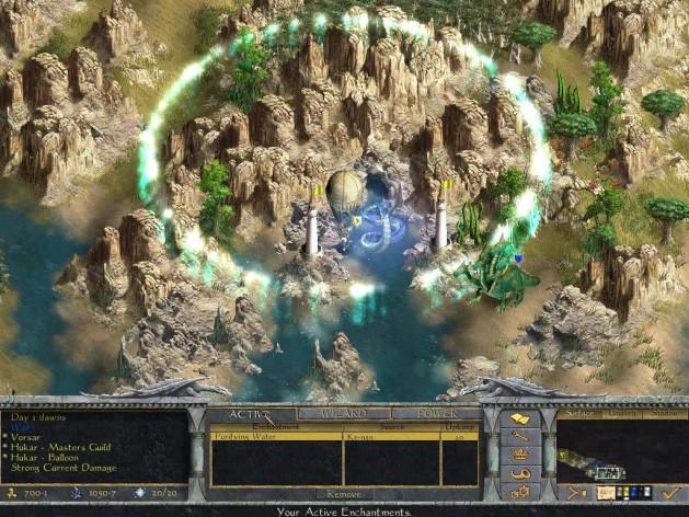 Screenshot 5 - Age of Wonders: Shadow Magic