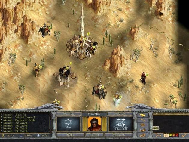 Screenshot 7 - Age of Wonders: Shadow Magic