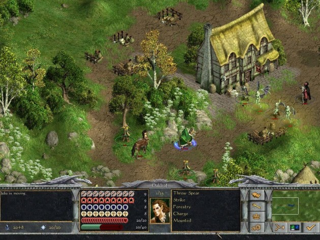 Screenshot 11 - Age of Wonders: Shadow Magic