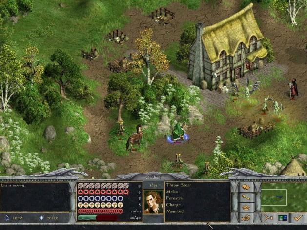 Screenshot 11 - Age of Wonders: Shadow Magic