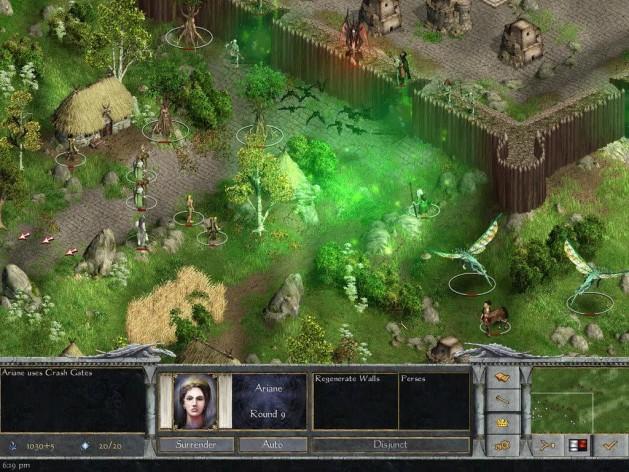 Screenshot 9 - Age of Wonders: Shadow Magic