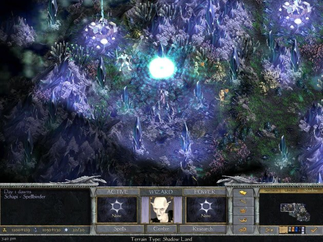 Screenshot 4 - Age of Wonders: Shadow Magic
